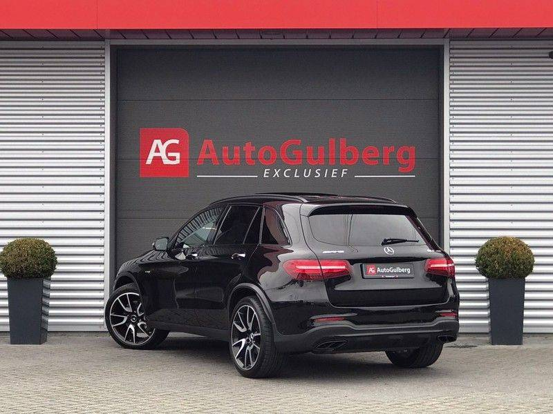 Mercedes-Benz GLC 43 AMG 4MATIC 367PK ACC, Pano, Memory Seats, 360* Camera, Luchtvering, Command Online, Lane Assist, 20INCH afbeelding 2