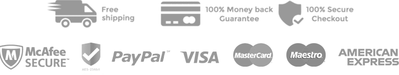 safe checkout icons