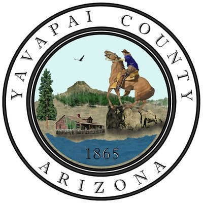 logo of County of Yavapai