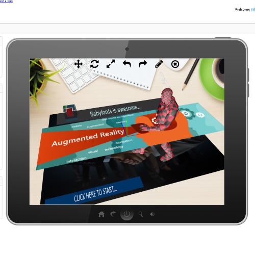 Augmented Reality App Creator