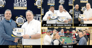 Texas Hold'em for San Antonio Charities - The PM Group - Advertising Agency
