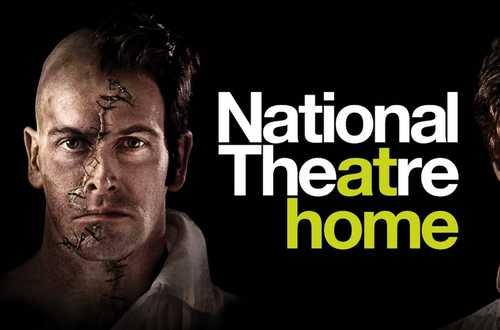 Frankenstein - Jonny Lee Miller as the creature