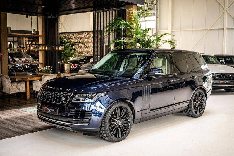 Land Rover Range Rover 4.4 SDV8 Vogue Panorama   Memory   Soft Close   Ambient Lightning afbeelding 22