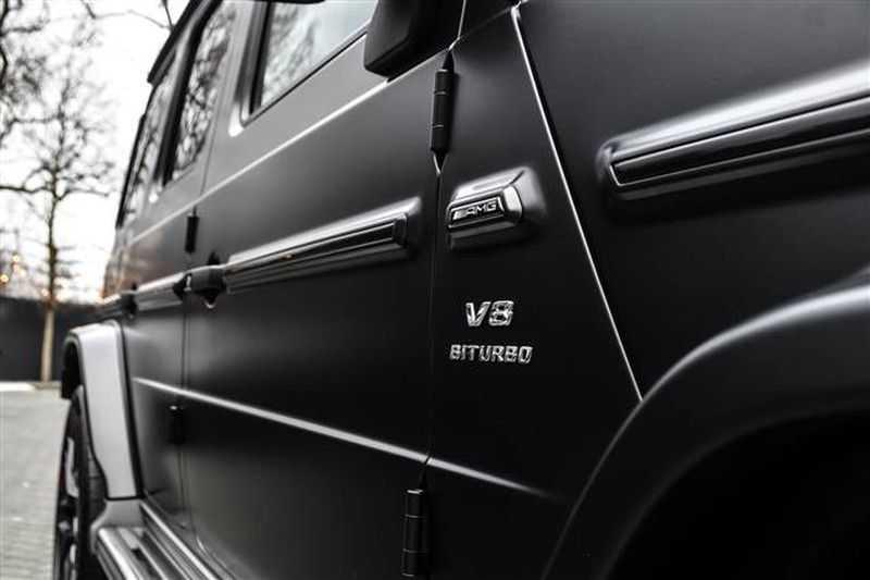 Mercedes-Benz G-Klasse G63 AMG EDITION 1+NIGHTPAKKET+360CAM NP.272K afbeelding 6