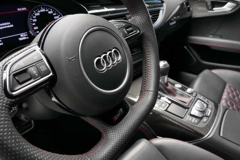 Audi RS7 Sportback A7 4.0 TFSI quattro Pro Line plus B&O - Ceramic brakes afbeelding 19