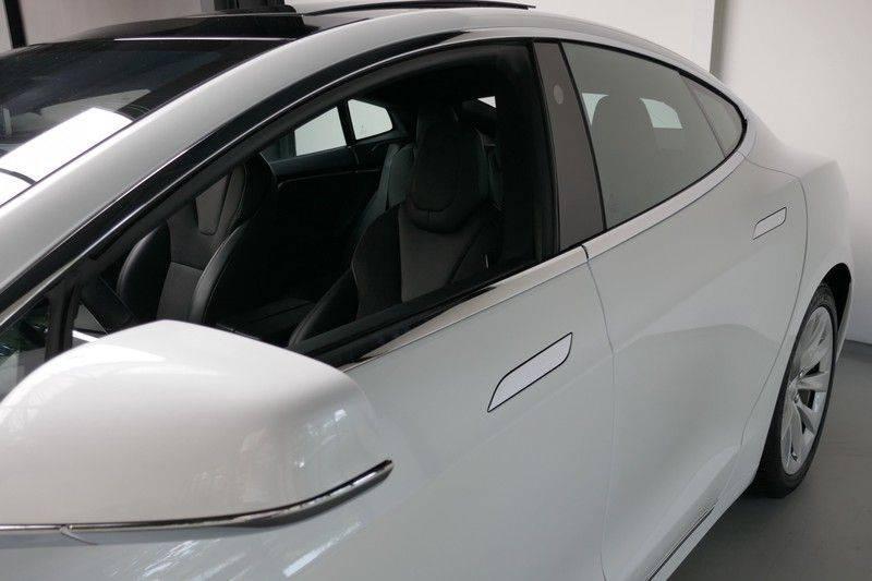 Tesla Model S 75D 4% PANODAK - ex.BTW afbeelding 9