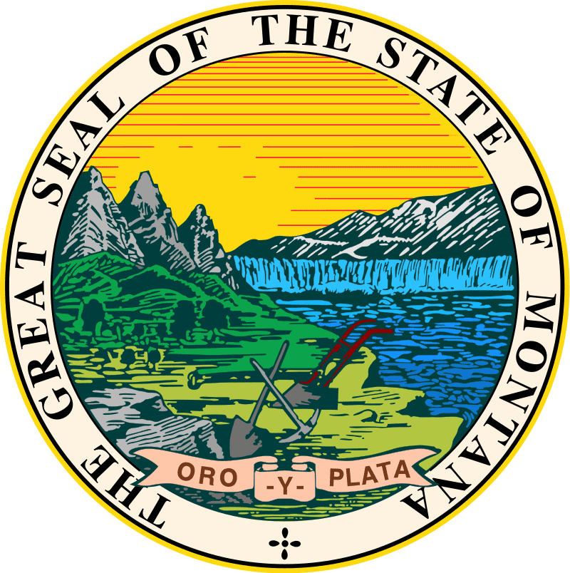 logo of State of Montana