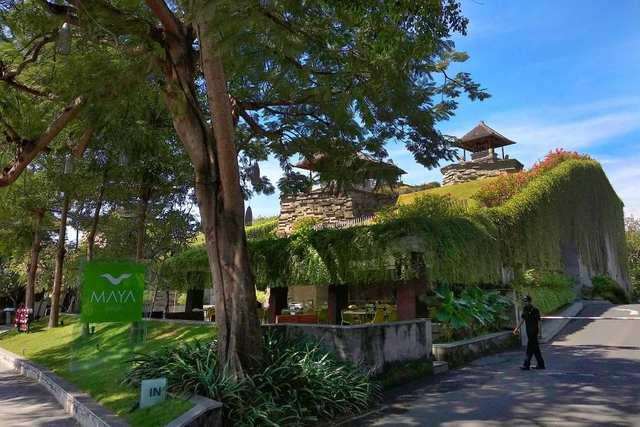 Maya Green Roof