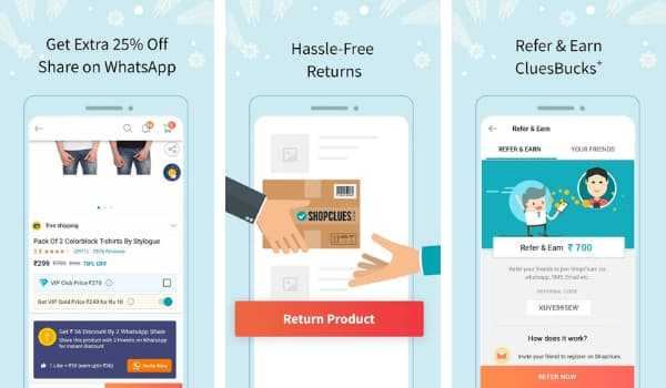 Shopclues Online Shopping App