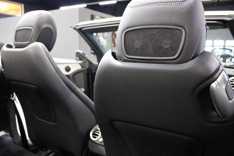 Mercedes-Benz C-Klasse Cabrio 180 Edition 1 AMG styling aut. afbeelding 15