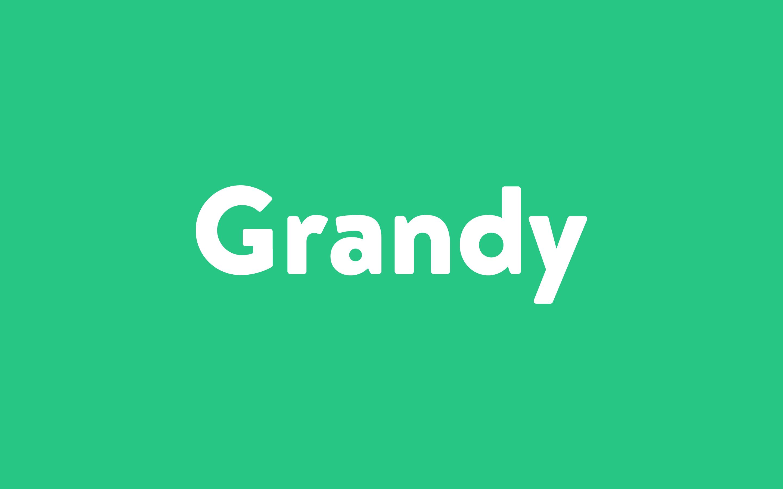 Grandy logo