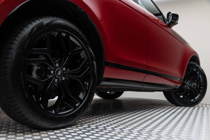 "Land Rover Range Rover Evoque P300 R-Dynamic 300pk AWD Black Pack Panoramadak ClearSightSpiegel MeridianSound Volleder AmbientLight Navi Keyless Full-Led DAB 20"" 360Camera Pdc afbeelding 10"