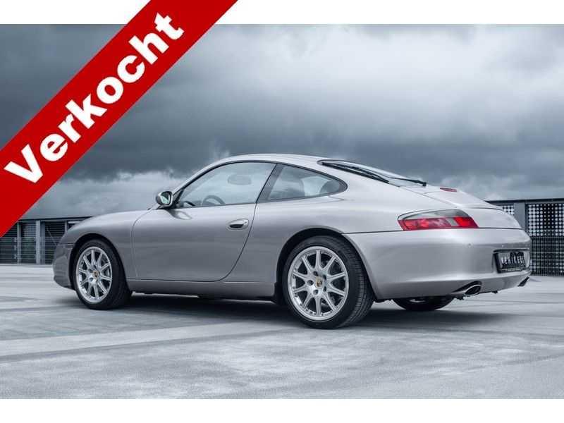 Porsche 911 996 3.6 Coupé Carrera 4 MK2 // handgeschakeld // afbeelding 5