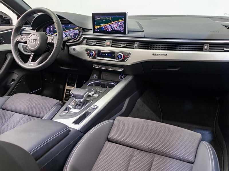 Audi A4 Avant 45 TFSI quattro S edition | 2x S-Line | Panoramadak | B&O Premium Audio | Head-Up Display | Trekhaak | Optiek Zwart | afbeelding 20