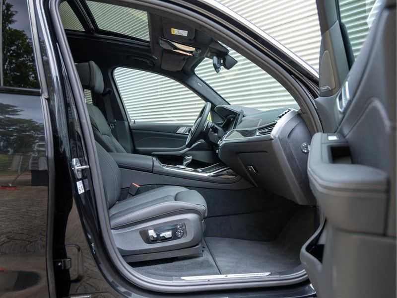 BMW X7 xDrive40i High Executive - M-Sport - Trekhaak - 7-Zits - ACC afbeelding 11