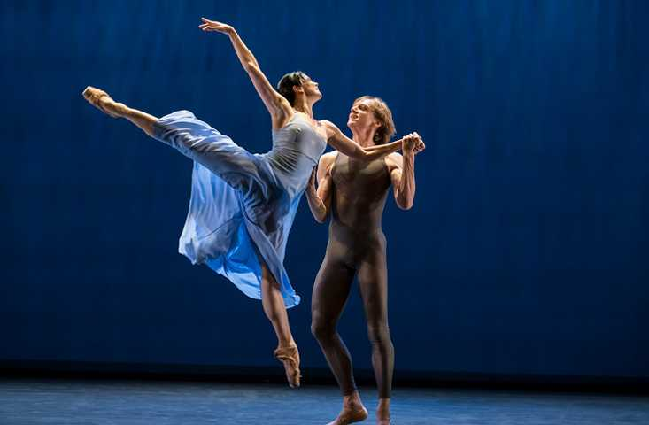 An evening with Natalia Osipova - Sadler's Wells Digital Stage