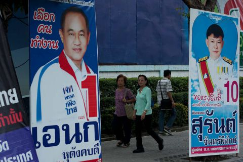 Fumes - Art, Photography, Ideas - 110630 PHOTOGRAPHER ROKMA THAI ELECTION 1590