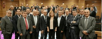 Salvador Díez, cuestiona la reforma de la Ley de Colegios Profesionales