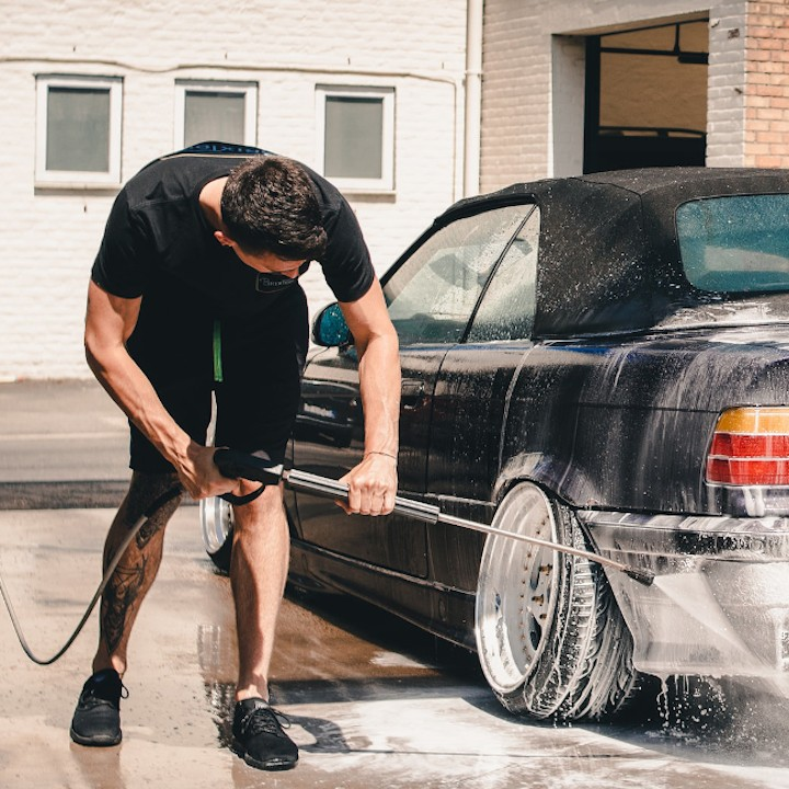 Do It Yourself Pressure Washing