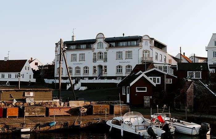 hyggeligt sted til et weekendophold paa bornholm