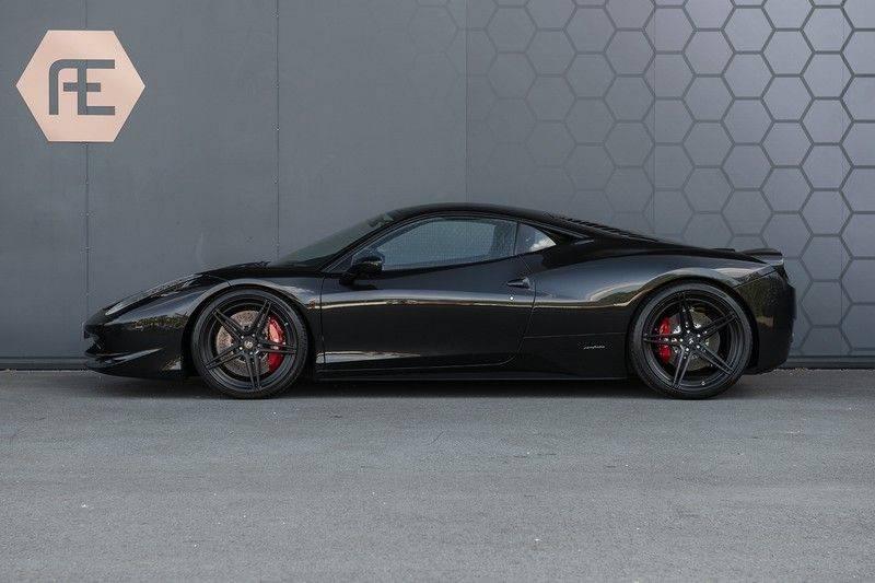 Ferrari 458 4.5 V8 Italia New Power Garantie T/M 12-03-2022, Carbon Sport Seats, Custom Exhaust, Carbon exterieurdelen afbeelding 2