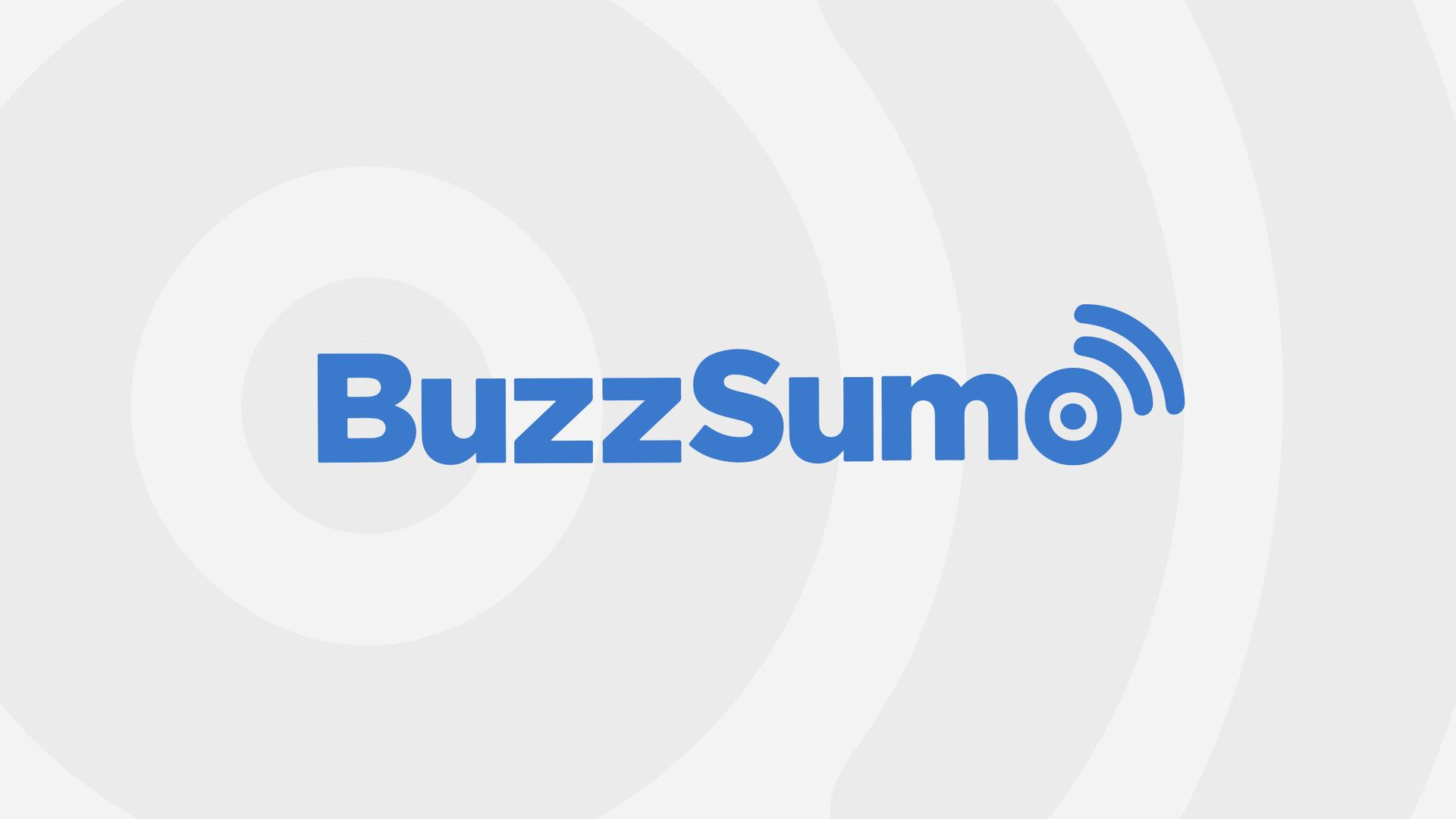 Buzzsumo images