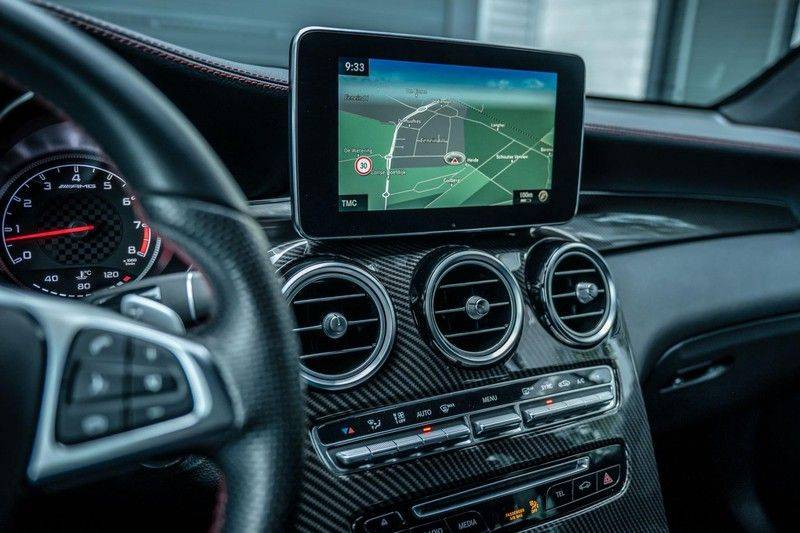 Mercedes-Benz GLC 43 AMG 4MATIC, 367 PK, 63 AMG Look, Panoramica, Airmatic, Trekhaak, Camera, LED, Comand Online, 87DKM! afbeelding 6