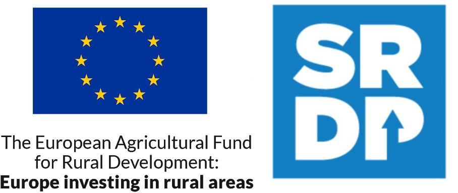 SRDP/EAFRD logos