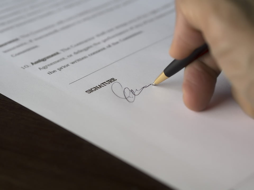 Tenancy rental agreements