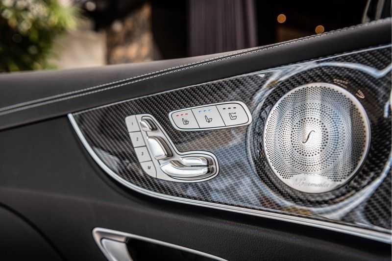 Mercedes-Benz E-Klasse Cabrio 350 AMG | Carbon | Burmester | 360º | Night pakket afbeelding 21