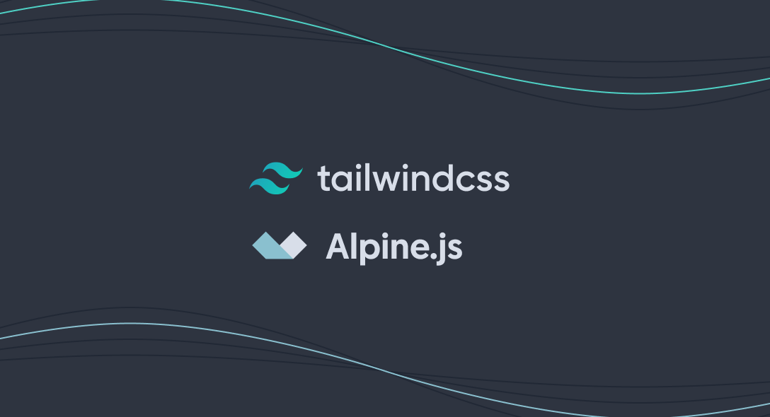 Extract UI Components with AlpineJS and TailwindCSS using x-spread and @apply
