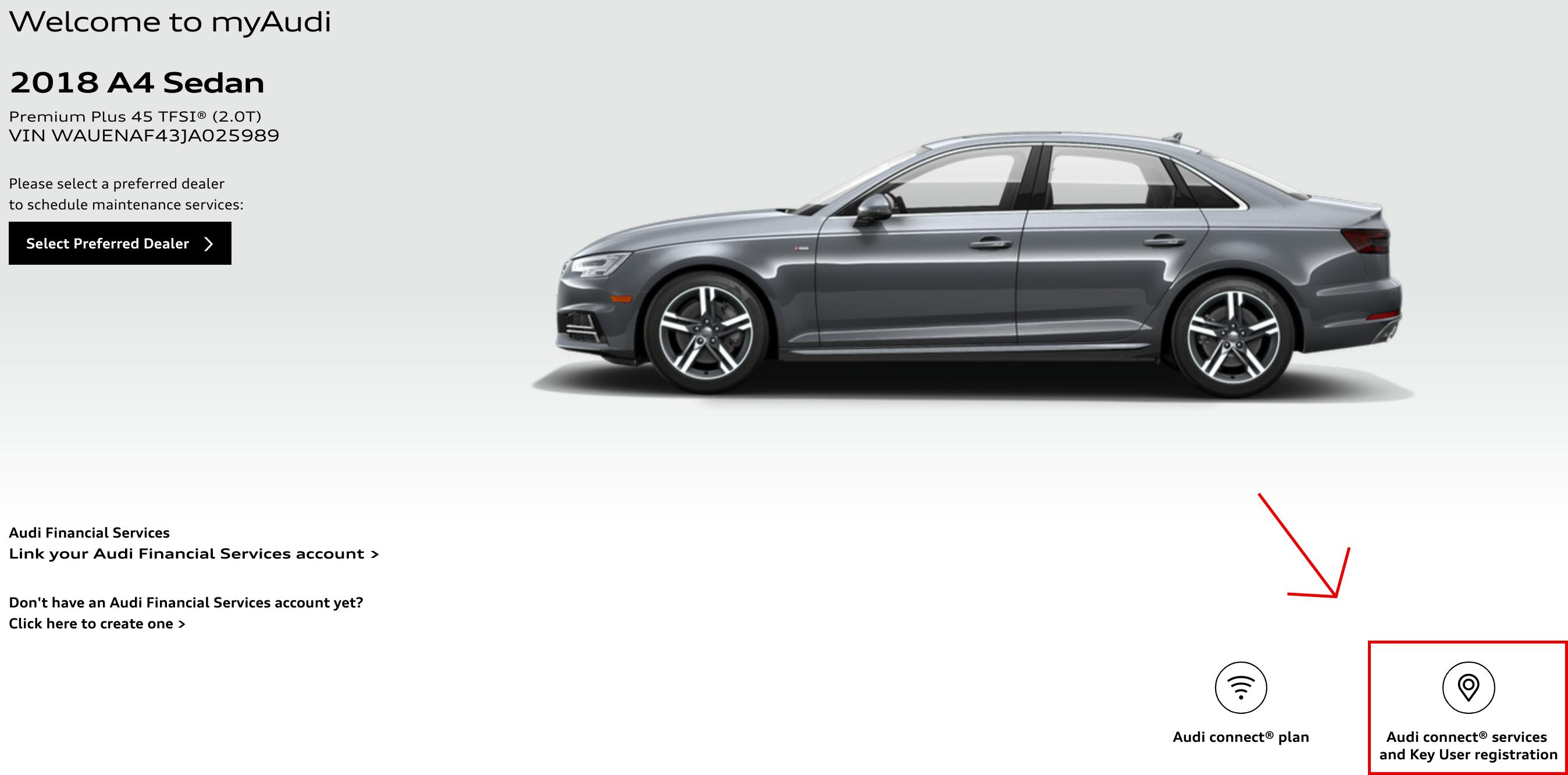 Audi connect | connectyourcar