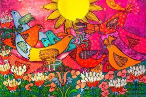 color y sentimiento imagen Arte 4