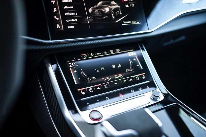 "Audi RS Q8 4.0 TFSI Quattro *RS-Dynamic Plus / Keramisch / Massage / HUD / 23"" / B&O* afbeelding 15"