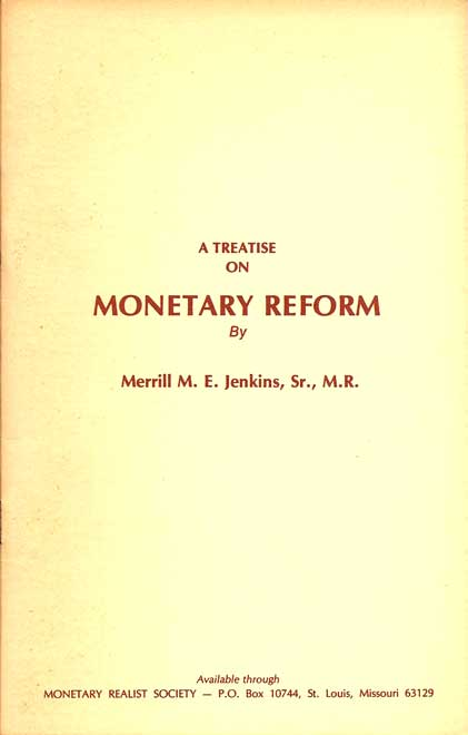 A Treatise on Monetary Reform