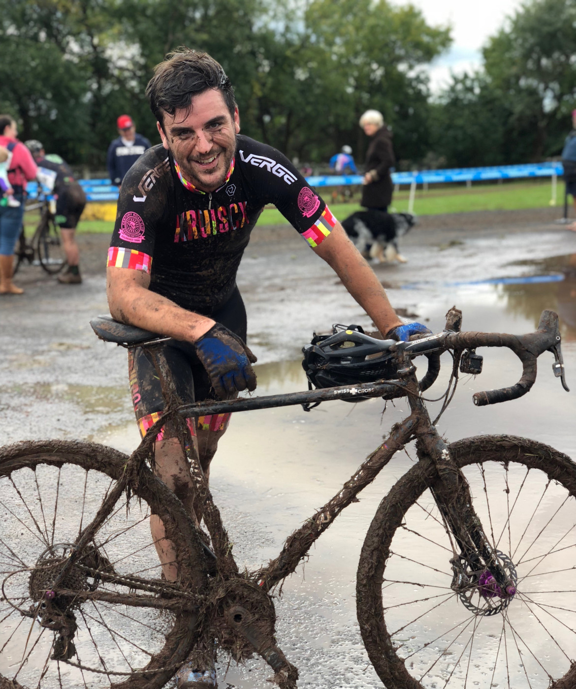 mud person