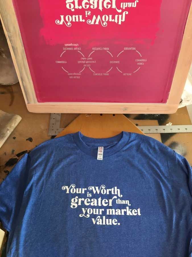 Workshopping Work Tshirt