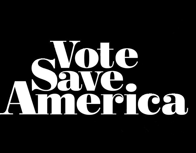 #VoteSaveAmerica