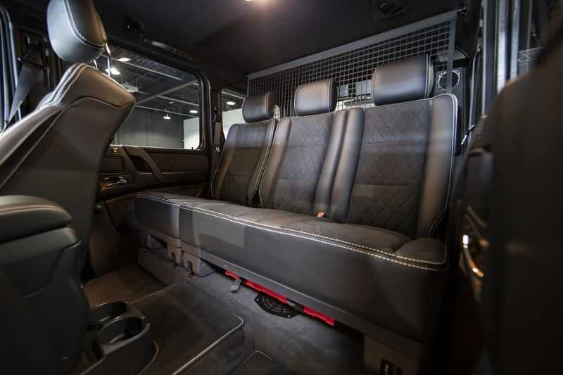 Mercedes-Benz G-Klasse 500 4x4² Designo, Carbon The Beast! afbeelding 7