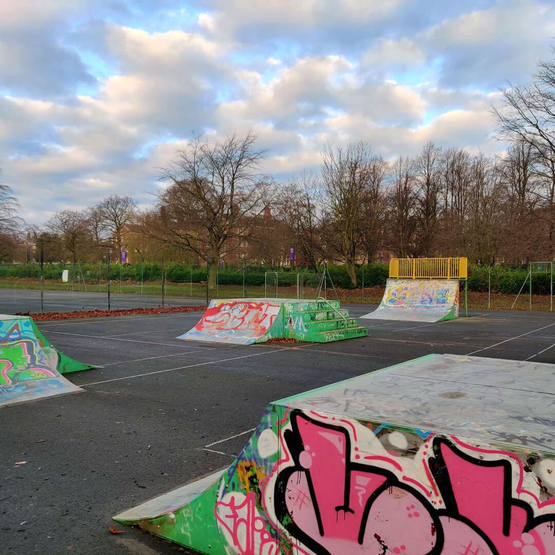 Beckett Park Skate Park