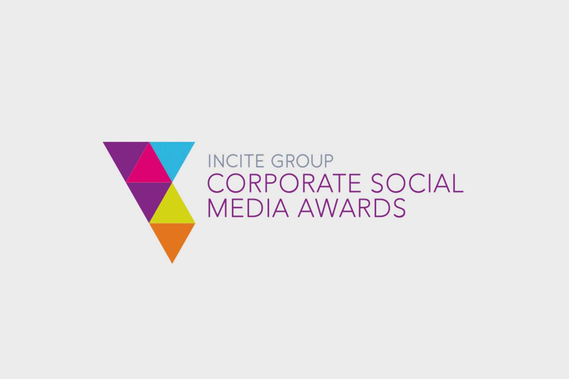 Incite Group Corporate Social Media Awards