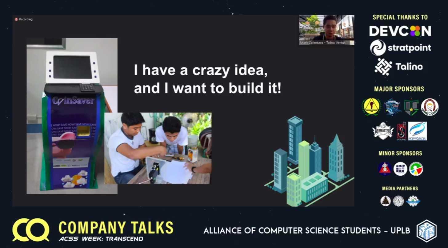 Company Talks - Gallery Photo #6