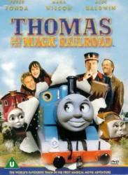 cover Thomas and the Magic Railroad