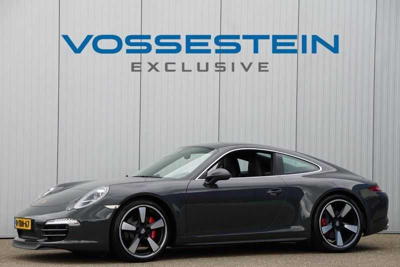Porsche 911 3.8 Carrera S 50th Anniversary Edition