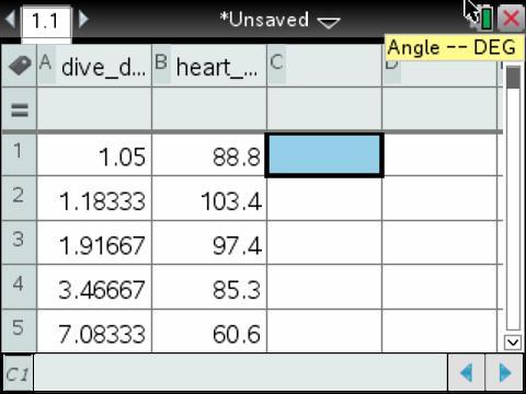 TI-Nspire vs. R Statistics 8