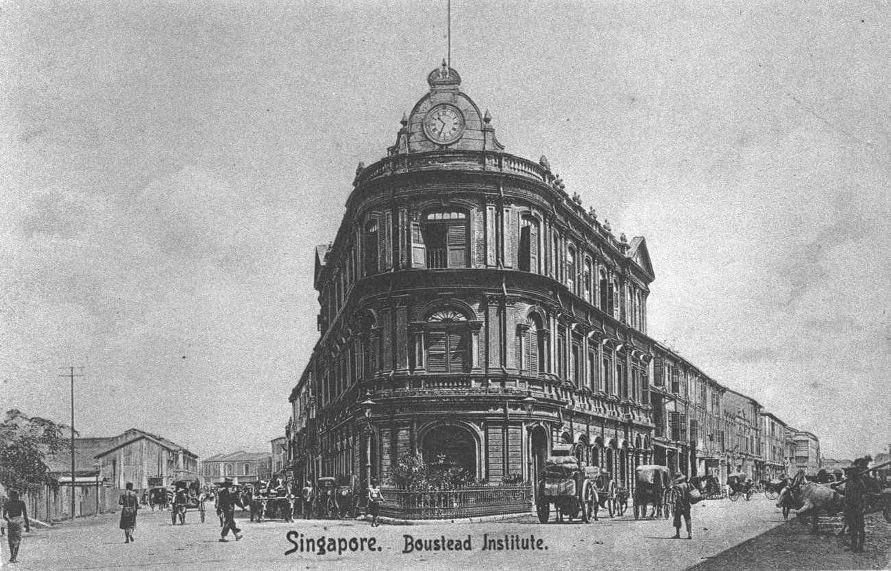 Boustead Institute, c. 1902