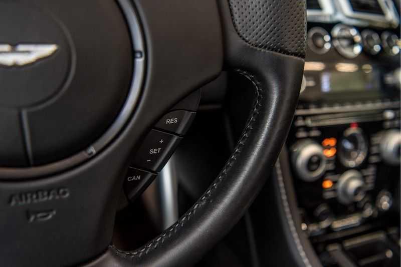 Aston Martin DBS Volante 6.0 V12 Black Carbon Edition afbeelding 20