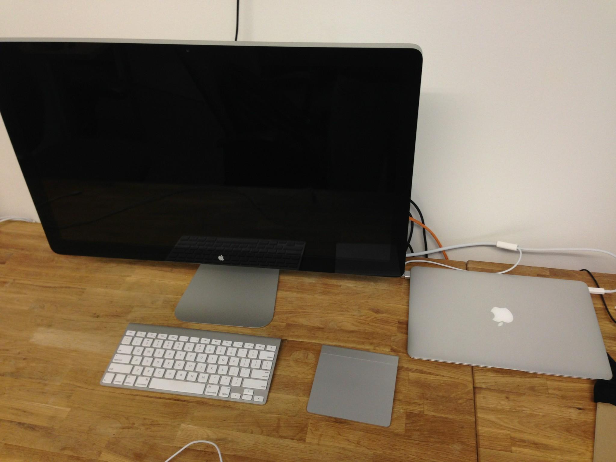 Apple Magic Keyboard (first generation)