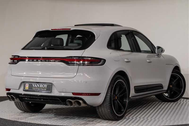 "Porsche Macan 3.0 S 354pk PDK SportDesign Nieuw Model (Krijt) Luchtvering Panoramadak SportChrono ACC Sportleder+Memory Keyless Full-Led Navi/High Privatglass Trekhaak  AppleCarplay 21""Sport Pdc 12/2019 afbeelding 2"
