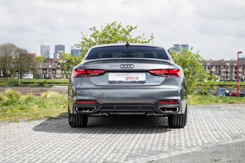 Audi A5 Coupé 45 TFSI quattro S edition Edition One   2 x S-Line   Navigatie   360 Camera  Head-Up Display   Leder/carbon interieur   Matrix LED   S-Sportstoelen   Garantie tot 10-2025* afbeelding 18